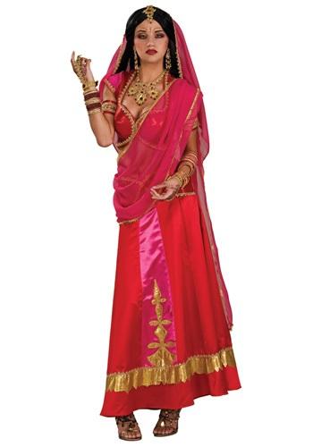 Disfraz de belleza Bollywood para mujer