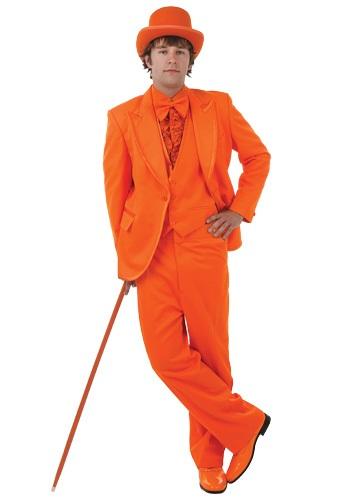 Esmoquin deluxe naranja