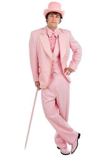 Esmoquin rosa para hombre 1