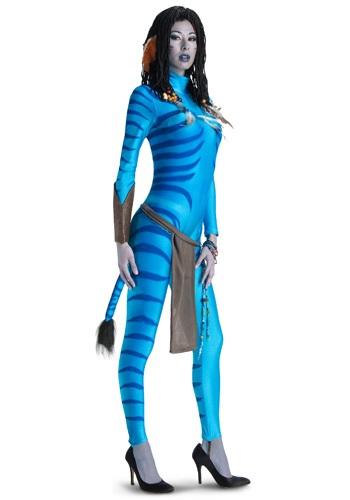 Disfraz de Neytiri de Avatar para adulto
