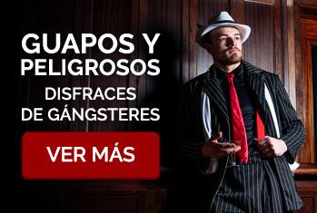 Guapos y Peligrosos: disfraces de gángsteres