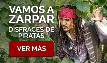 Zarpamos! Disfraces de Piratas.